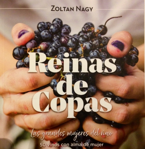 Reinas de Copas Tolosa Wine Books